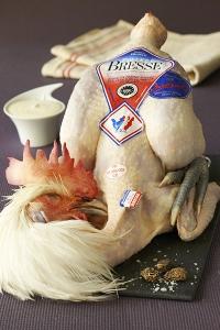 poulet de bresse aop mieral ambiance