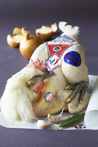poulette de bresse aop mieral ambiance