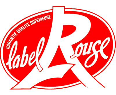 logo label rouge mieral
